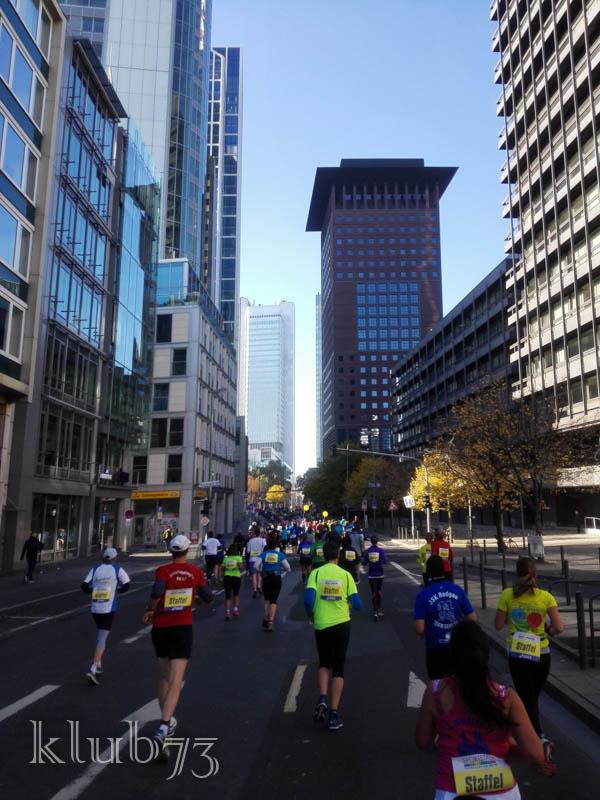 Kilometer 6,7 nach 51 Minuten