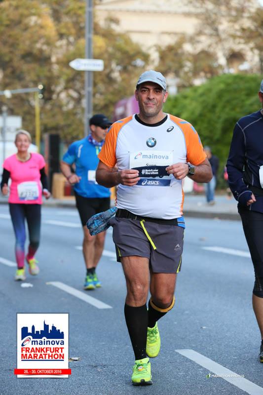 Frankfurt Marathon – Laufbericht – Teil 3