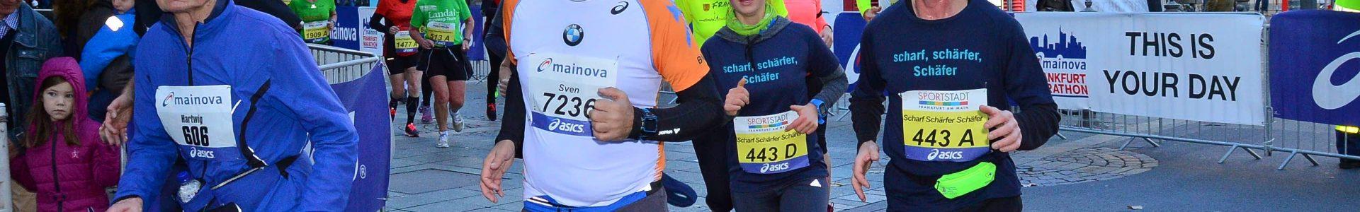 Frankfurt Marathon – Statistik
