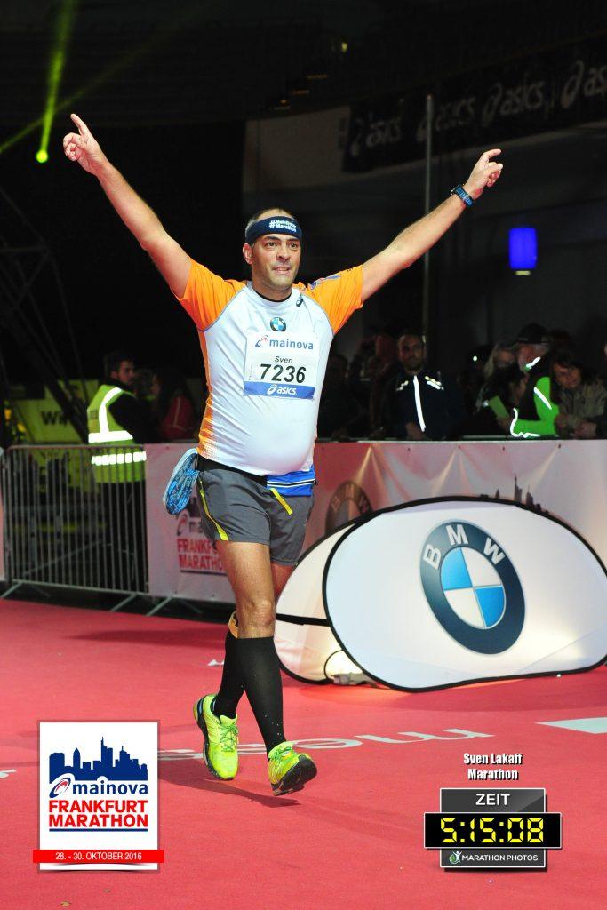 Frankfurt Marathon #MeinErsterMarathon #Nr1735